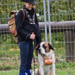 Wenda and Trainer
