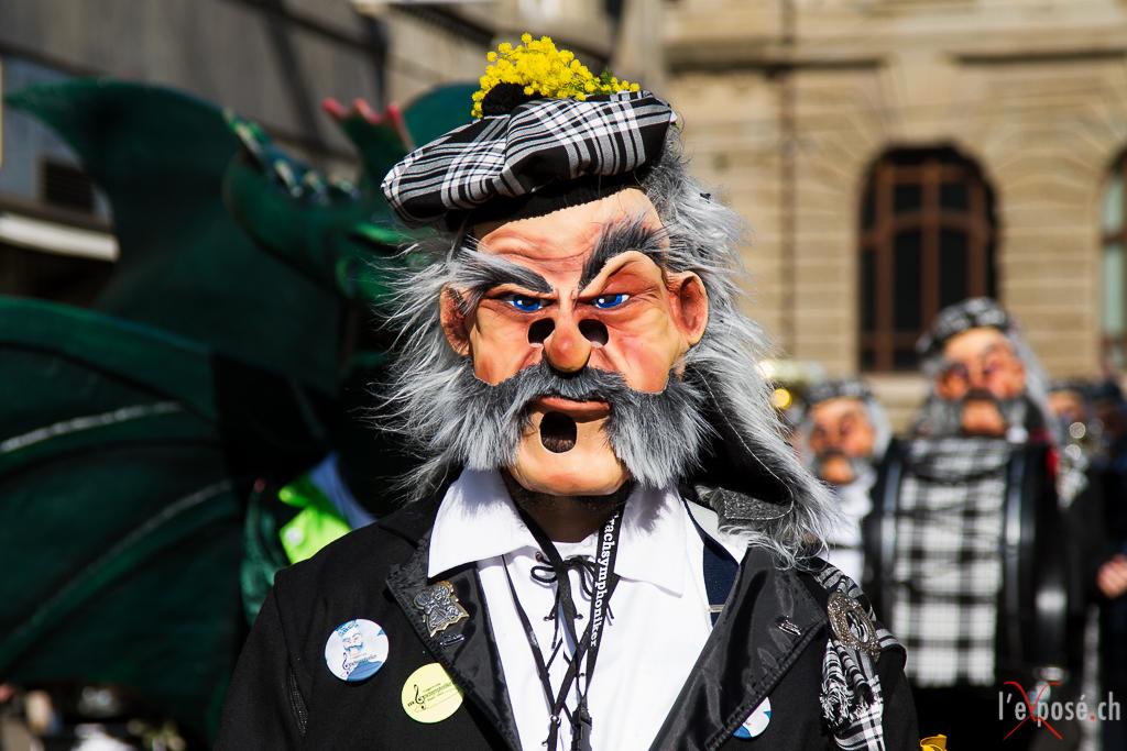 Basel Parade Participants