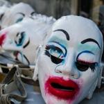 Basel Carnival Masks