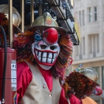 Fireman Clown