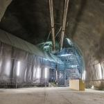 Gotthard Base Tunnel West
