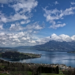 Spring on Lake Lucerne