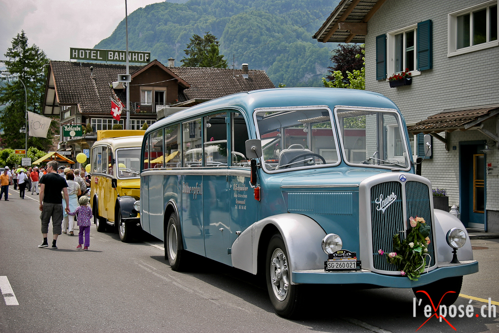 Old Timers in Obwald
