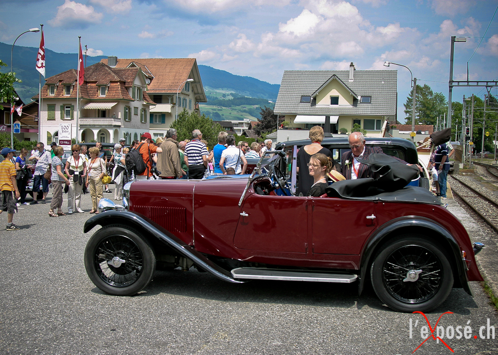 Classic Cars in Obwalden