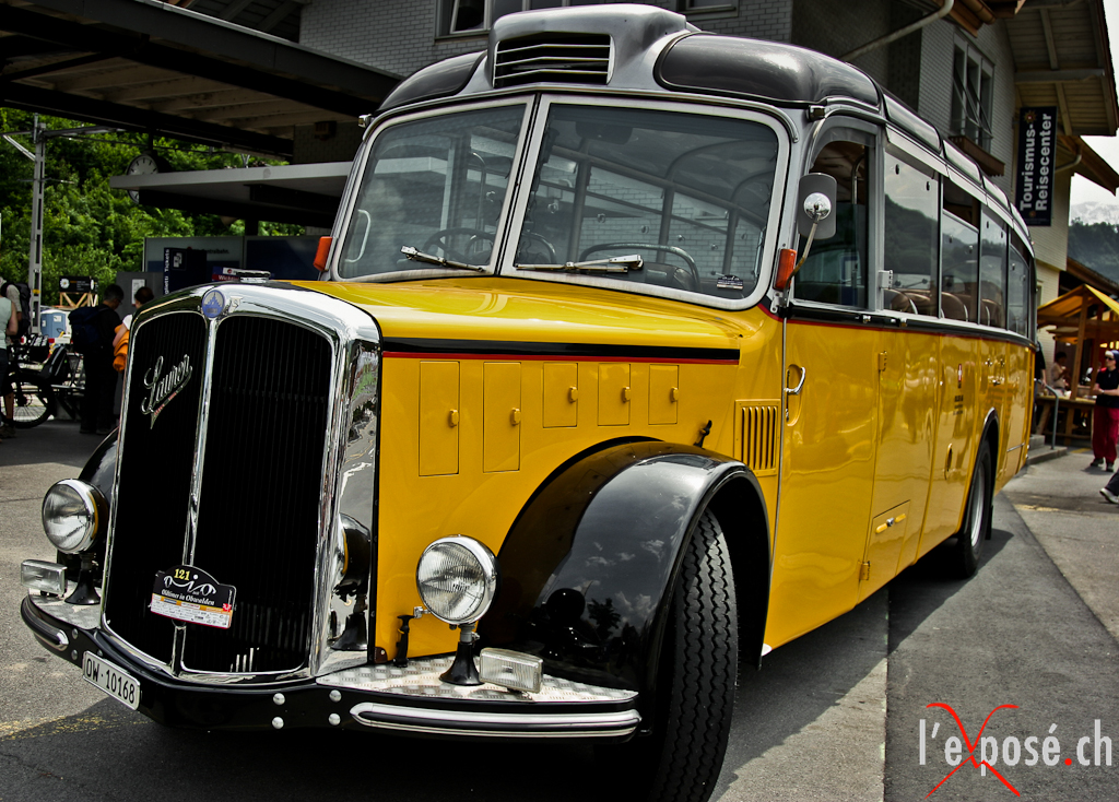 Classic Bus at OIO 2012