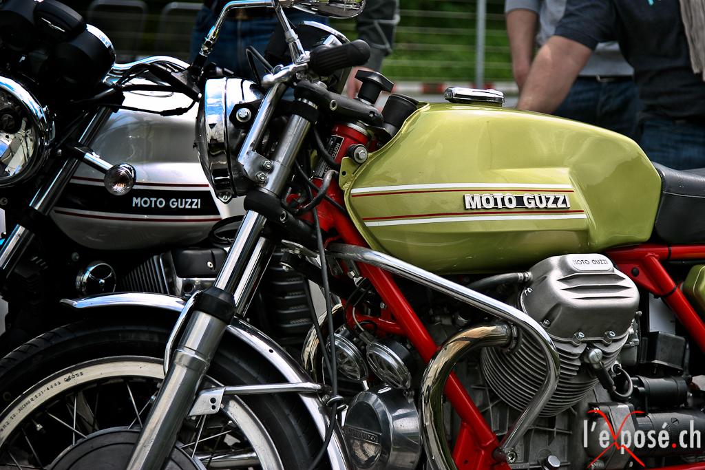 Moto Guzzi at OIO 2012