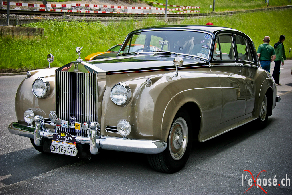 Rolls Royce at OIO