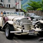 Classic Cars in Obwalden 2012