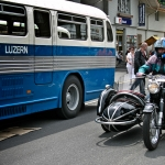 Classic Bus and Moto at OIO 2012