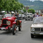 Oldtimer in Obwalden 2012