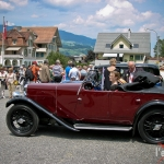 Classic Cars in Obwalden