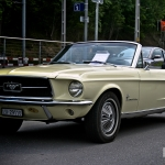 1967 Mustang Convertible in Giswil