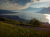 Panoramic View of the Burgenstock, the Rigi and Lake Lucern