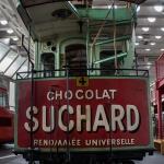 Verkehrshaus Chocolate Train