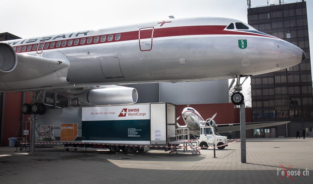 Swissair Coronado