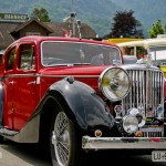 Oldtimer in Obwalden 2012: A Classic Car Weekend