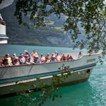 Vierwaldstättersee Schifft - Lake Lucerne Boat