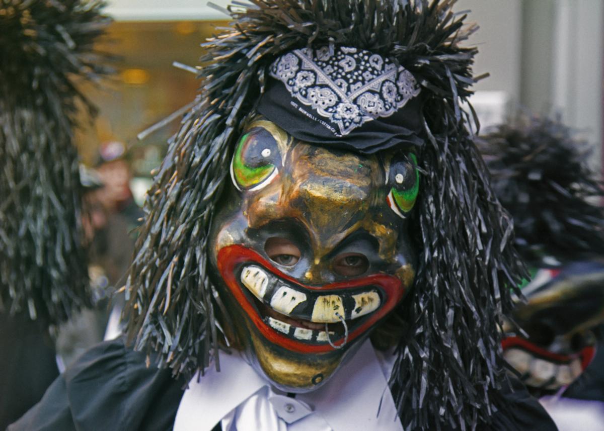 Basler Fasnach Mask – 0785-1200