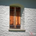 Church Window in Aelggi