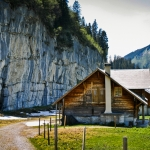 Aelggialp Farmhouse