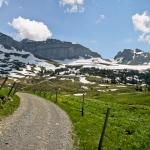 Hiking Trail in Aelggi