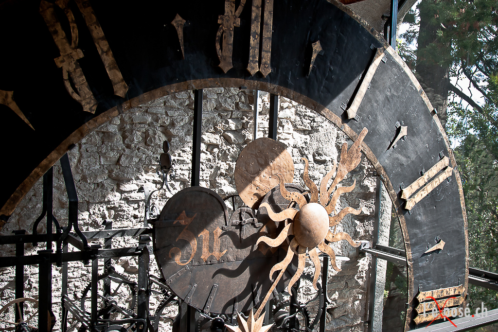 Inside the Medieval Clock Tower