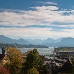 View of Lucern Region
