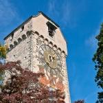 Lucerne Medieval Clock Tower