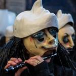 Flutist on Parade