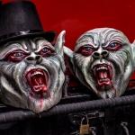 Creepy Carnival Masks