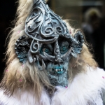 Intricate Carnival Costume