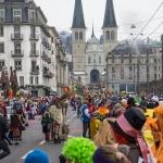Fat Monday Parade Route