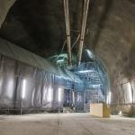 Gotthard Base Tunnel West