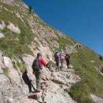 Trekking the Mythen
