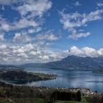 Spring on Lake Lucerne