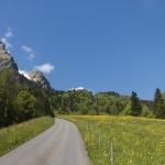 Spring Path to Pilatus