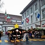 Outdoor Christmas Market Luzern 2012