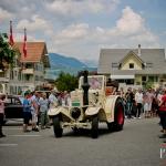 Classics at Oldtimer in Obwalden 2012