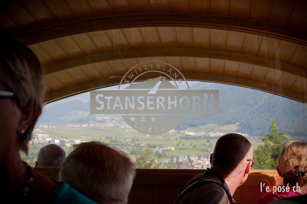 Stanserhorn Old Funicular