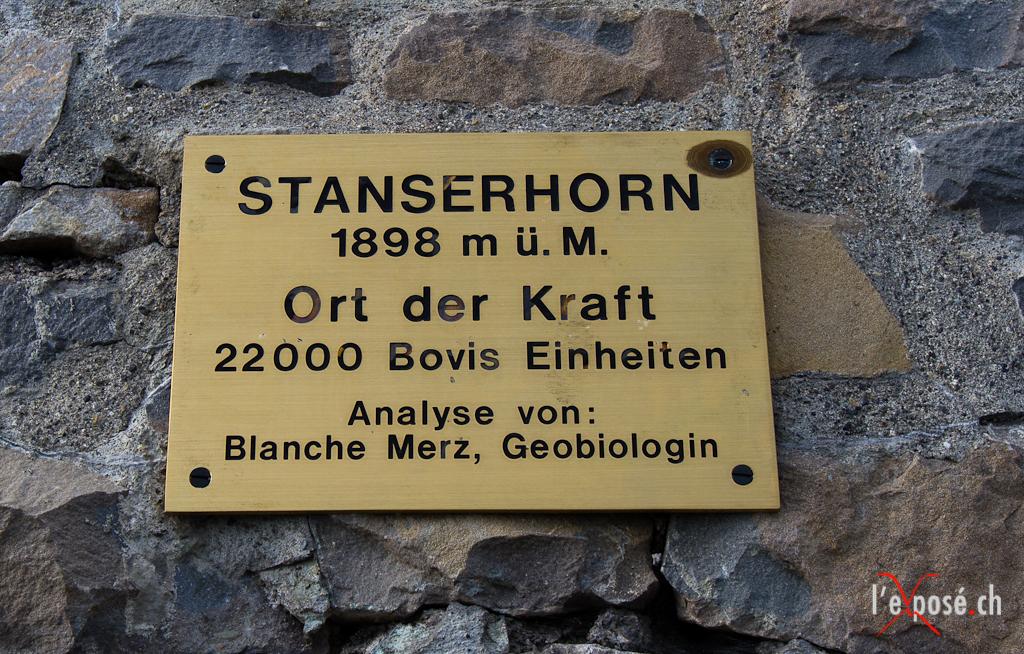 Stanserhorn Center of Energy