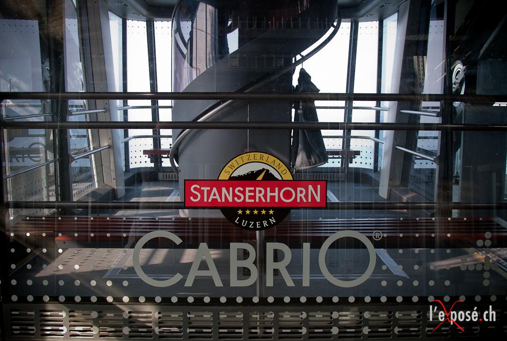 Stanserhorn Cabrio Cabin