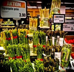 Swiss Asparagus and the Competition
