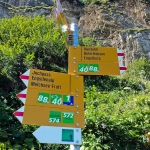 Hiking Markers